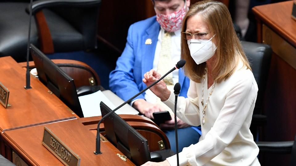 Kentucky State Representative Kelly Flood