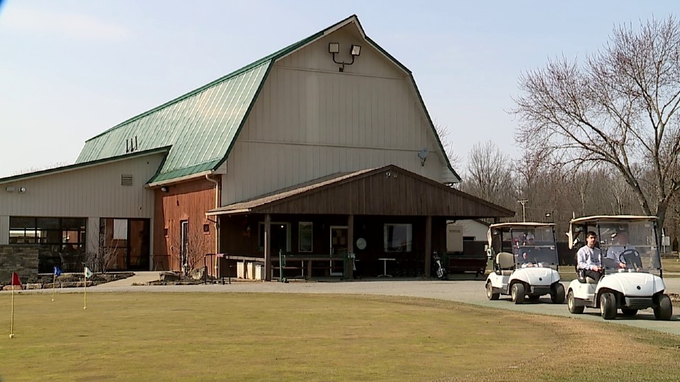 Knoll Run Golf Course in Coitsville