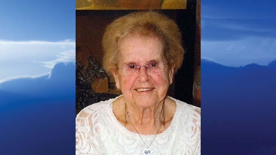 Mary D. Dickson, Cortland, Ohio-obit