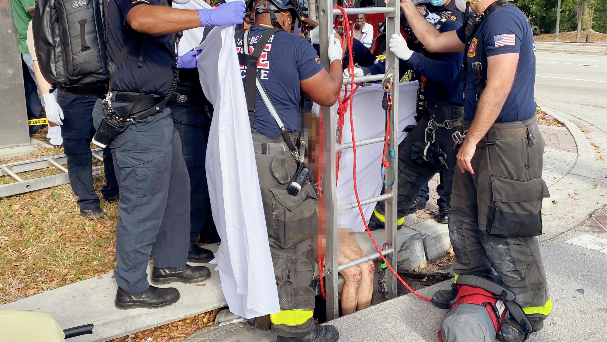 Florida Woman Missing For 20 Days Found Alive Naked Trapped In Storm Drain Wkbn Com