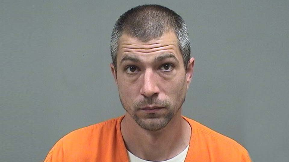 Patrick McGrogan, charged with felony OVI in Canfield.
