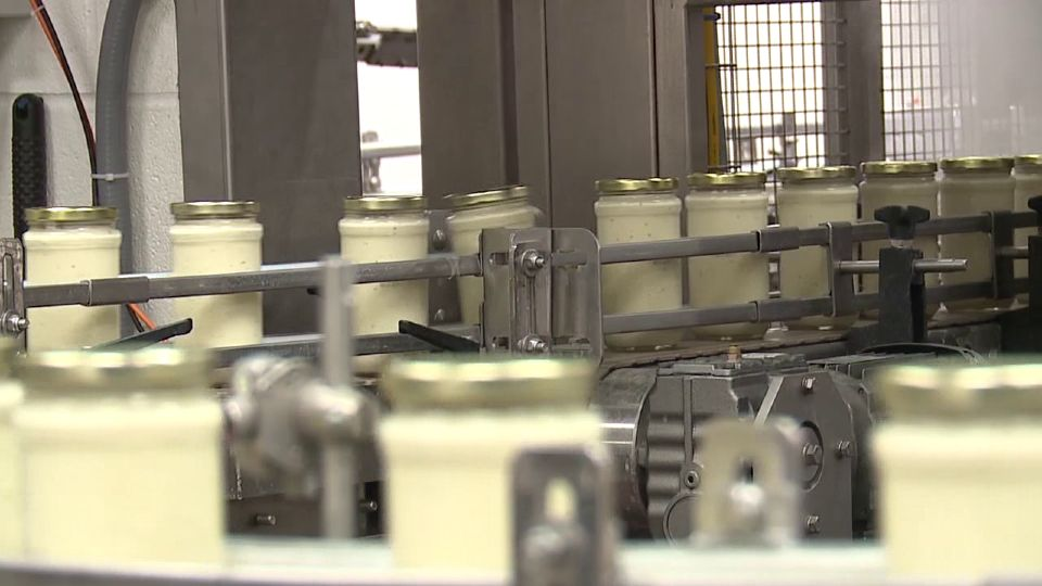 A few national brands of pasta and barbecue sauces are made on McClurg Road in Boardman. People across America can taste the quality, which originates here in the Valley, and the place where they are made is hiring.