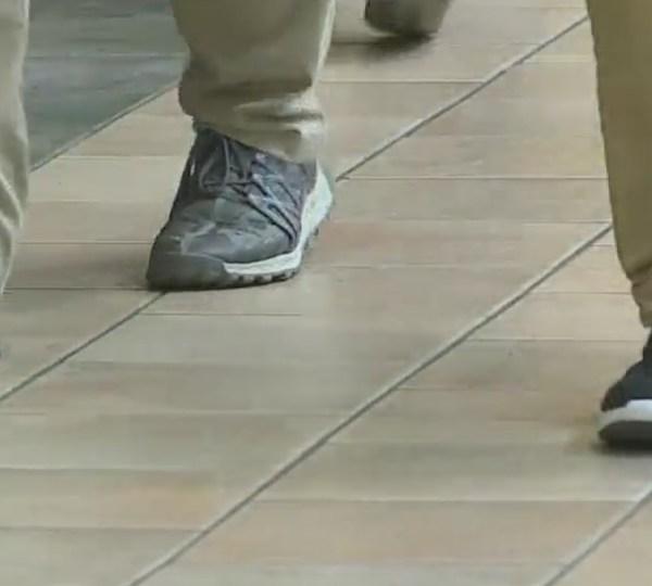 Walking, shoes, feet