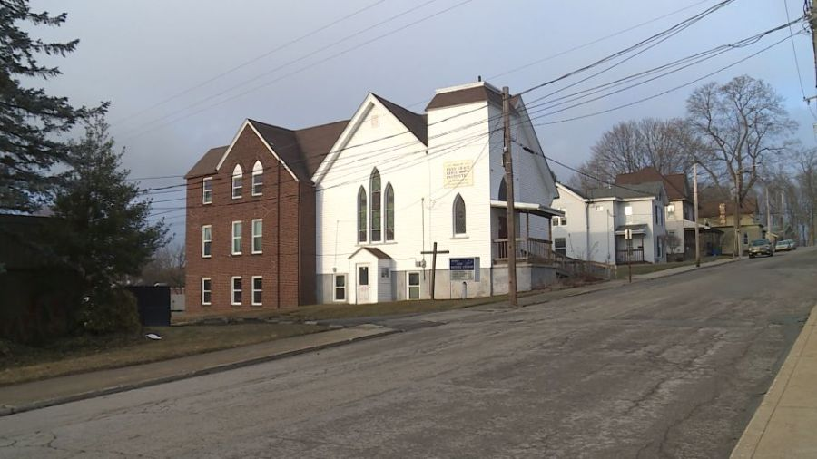 A pastor in Sharpsville committed a crime long ago. He's still paying for it today, and his church has been expelled from a prestigious national organization.