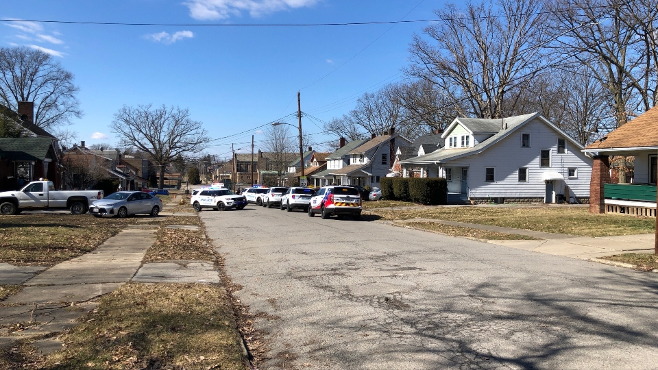 YPD reported shooting