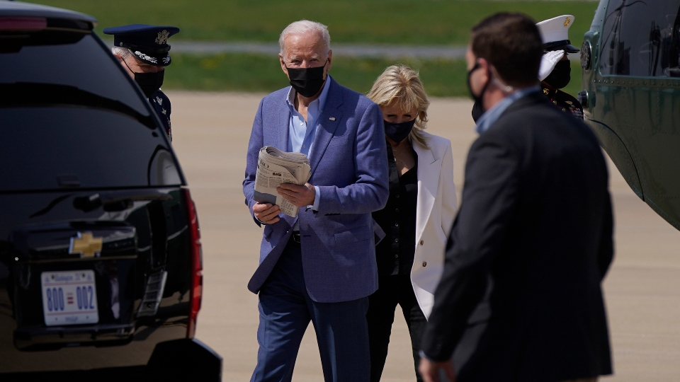 Biden recognizes Armenian genocide