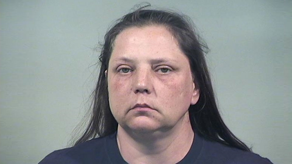 Allison Whittaker, of Youngstown, burglary charge - Photo from 2019