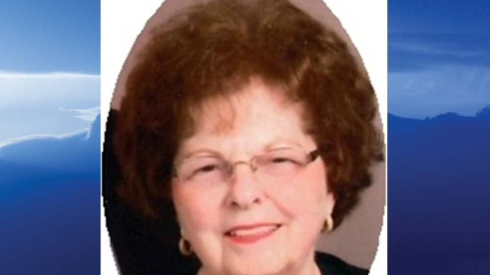 Betty Lou Yost, Bazetta, Ohio - obit