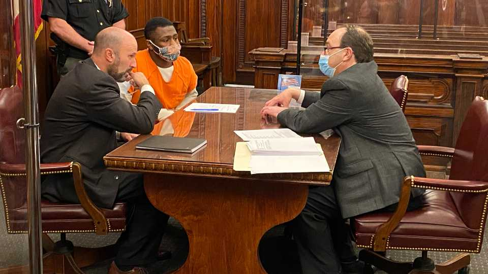 Lawyers discuss capital charges, jail housing for defendant in Struthers boy's murder