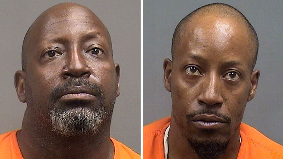 Calvin Cosey, Mahoning County, drug charges and Albert Cosey, felon possession of firearm