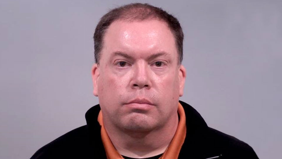 Craig Lefkowitz, the athletic director for Southington Schools, charged with sexual battery.