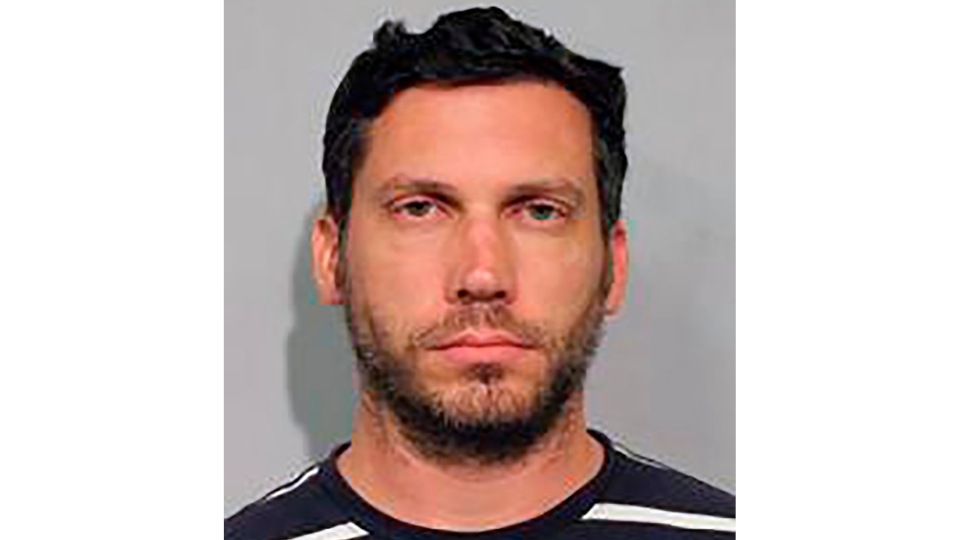 This undated photo provided by the Hawaii Police Department shows 37-year-old tourist Benjamin Fleming, from Pittsburgh, Penn.