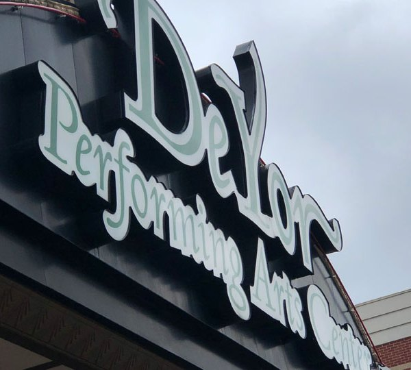 DeYor Performing Arts Center in Downtown Youngstown