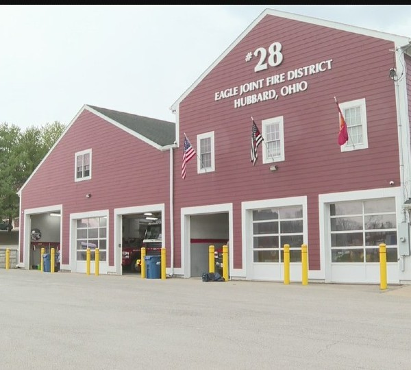 Eagle Joint Fire District in Hubbard