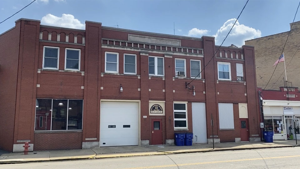 The East Liverpool Fire Department is looking to rebuild it's 91-year-old station.