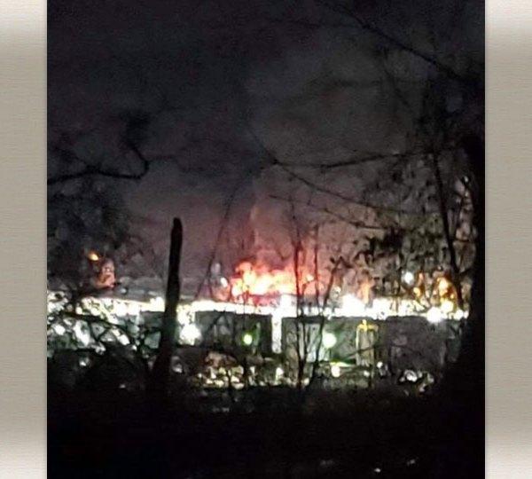 Ergon refinery in Newell, WV fire