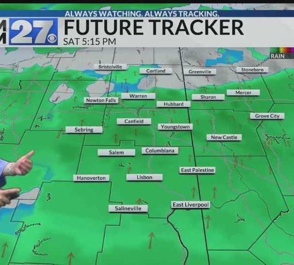Falisha Woody weather forecast April 24, 2021