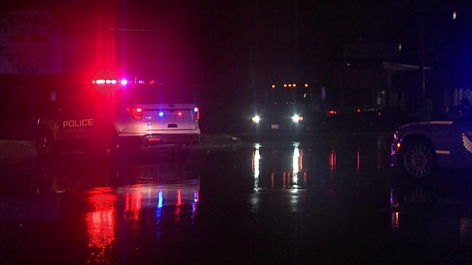 Fatal pedestrian vs car crash on Route 224 in Boardman