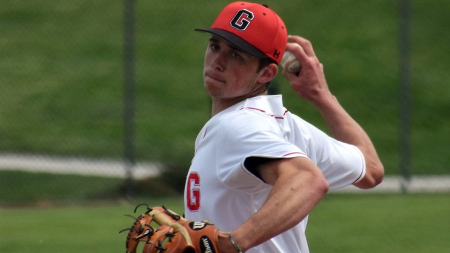 Grove City College baseball perfect game (2)