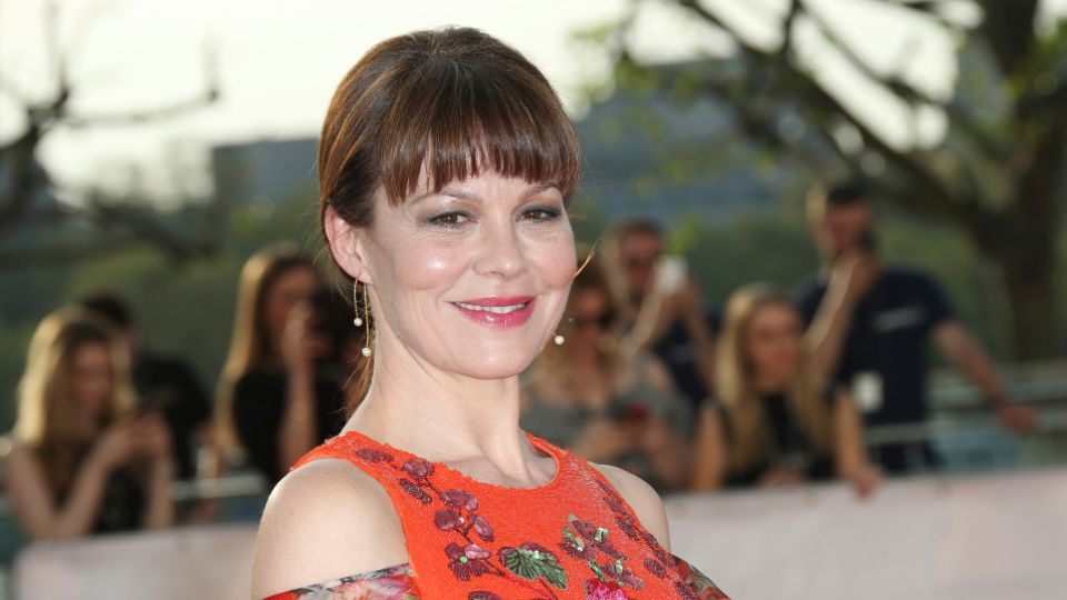 """British actor Helen McCrory, who starred in the television show """"Peaky Blinders"""" and the """"Harry Potter"""" movies, has died, her husband said Friday. She was 52 and had been suffering from cancer."""