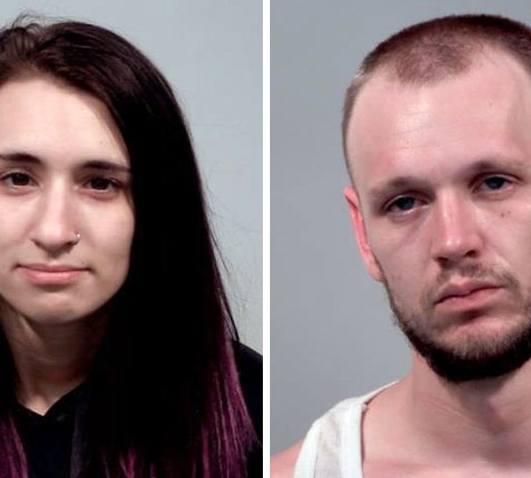Hope Ramsey and Dylan Bever, possession of drug paraphernalia charges, Newton Falls