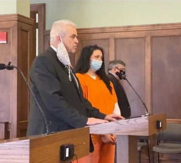 Magistrate Anthony Sertick agreed to a request by defense attorney Mark Lavelle and a recommendation by Assistant City Prosecutor Gene Fehr to cut in half the $50,000 bond given to Jana Cox, 25, last week at her arraignment in municipal court on charges of conspiracy to felonious assault and conspiracy to discharging a firearm at or into a habitation.