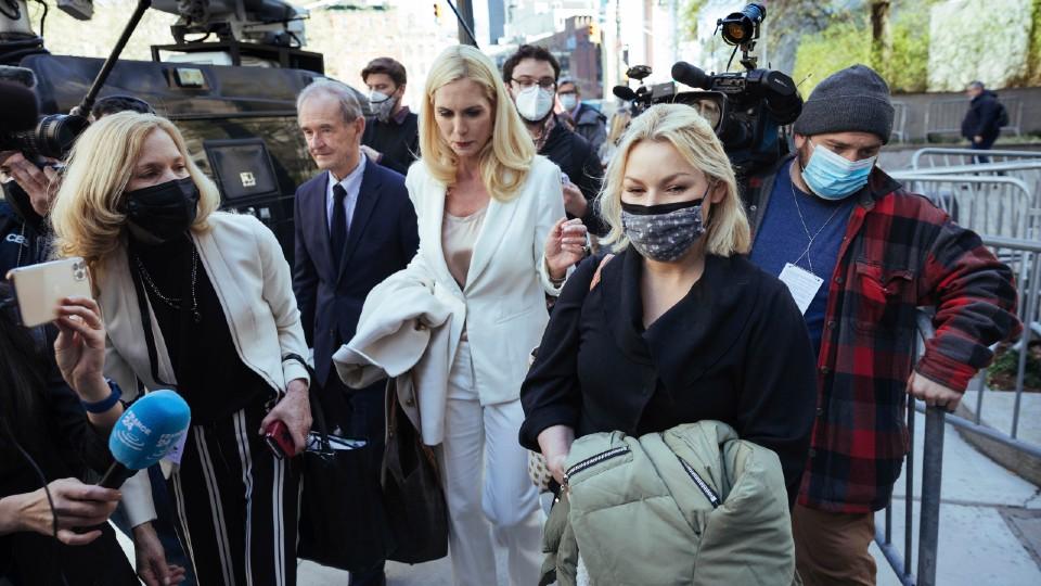 Jeffrey Epstein accuser Danielle Bensky