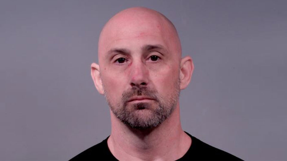 Michael Halkiewicz, charged with felonious assault for a stabbing in Liberty.