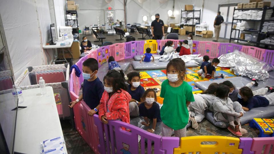 Migrant facilities crop up again