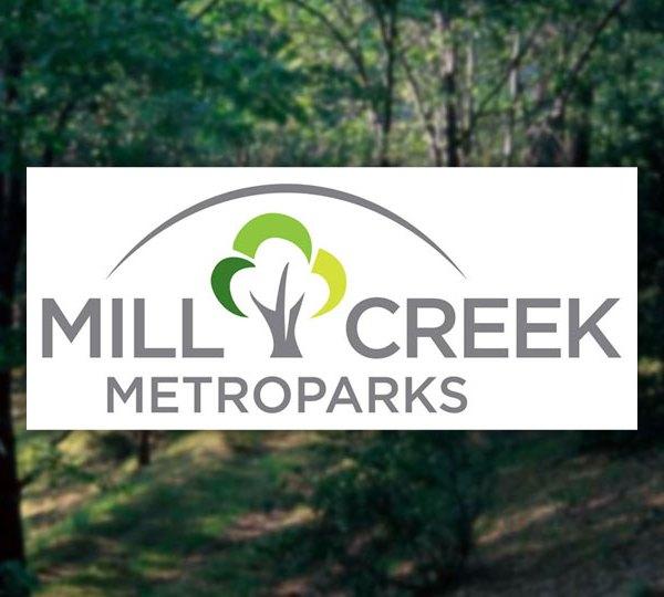 Mill Creek Metroparks, generic, trees, trail