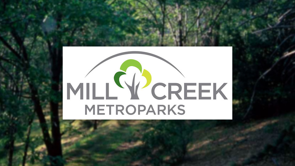 Mill Creek Metroparks, generic, trees, trail