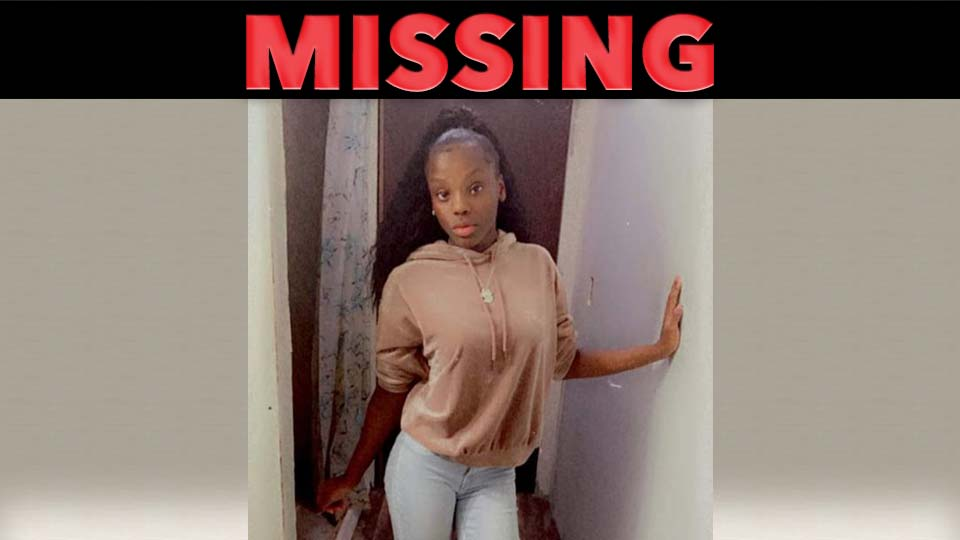 The Trumbull County Sheriff's Office has issued a missing juvenile alert for 17-year-old Eliana Zian Owens.