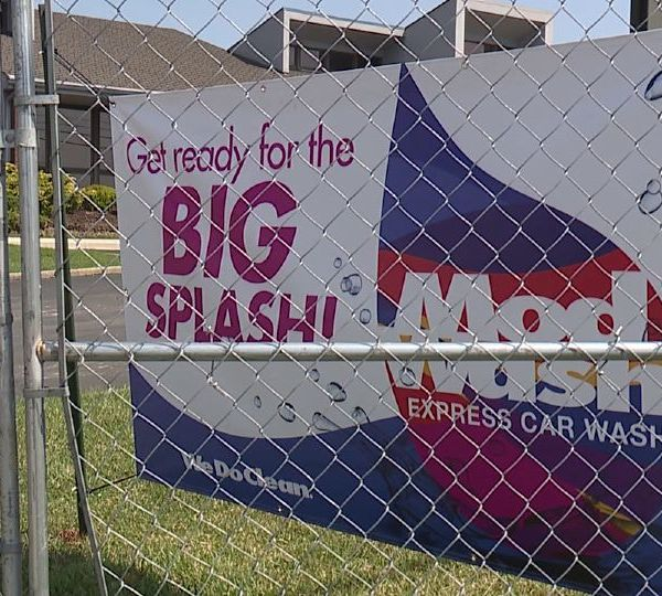 A Tennessee-based company called ModWash has announced plans to open a series of car washes in the area, with the first one being along Route 224 in Boardman.