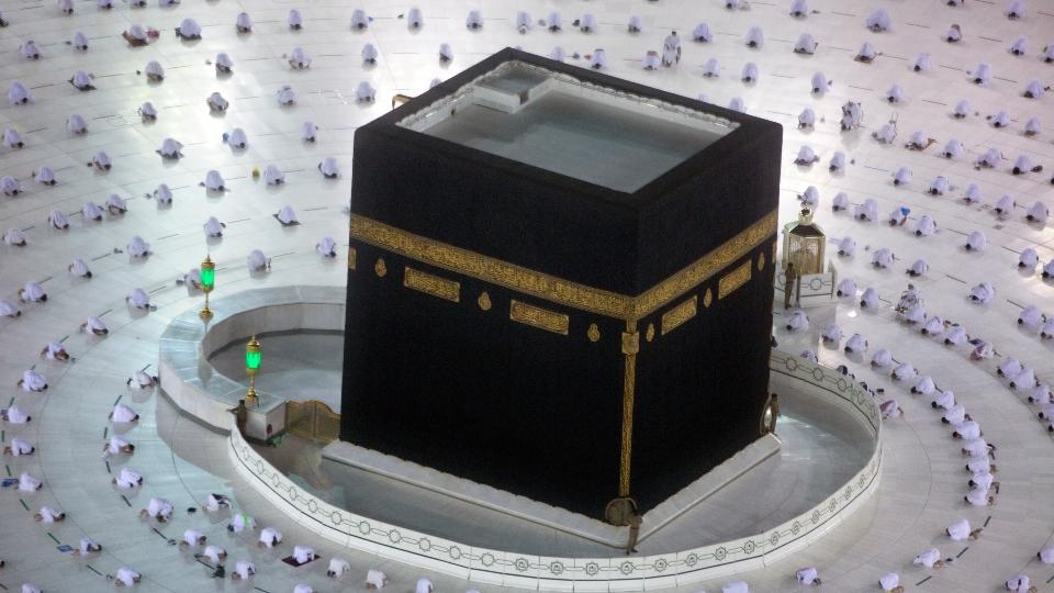Muslims mark Ramadan