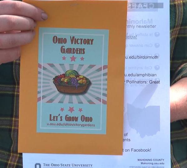 The Ohio Department of Agriculture and OSU Extension Offices are kicking off the second year of the Victory Gardens Program.