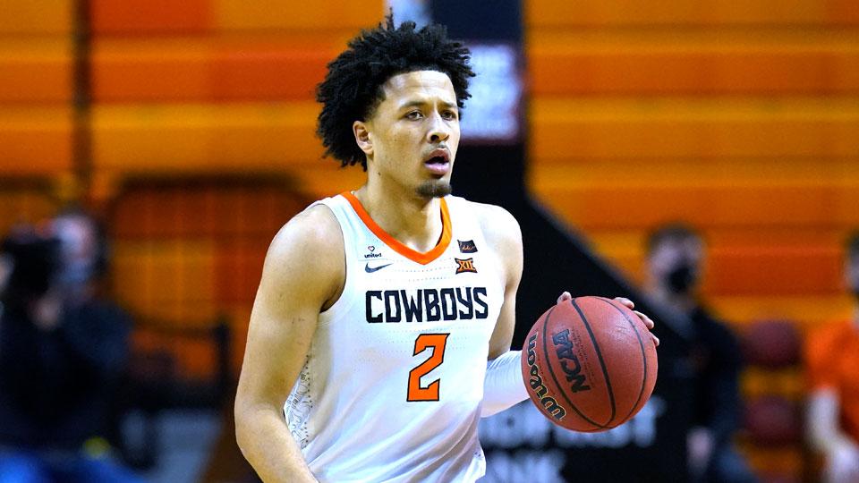Oklahoma State star freshman basketball player Cade Cunningham to enter NBA draft