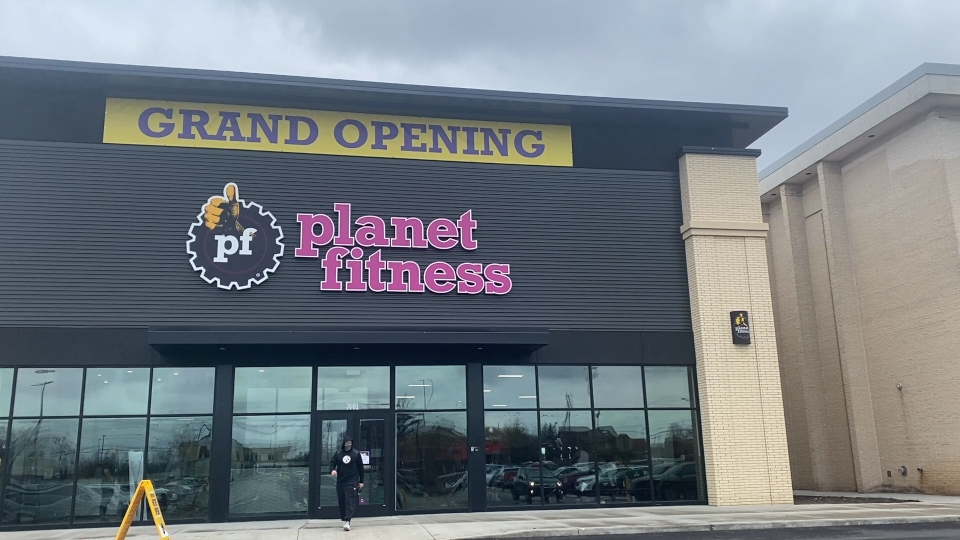 Planet Fitness Southern Park Mall