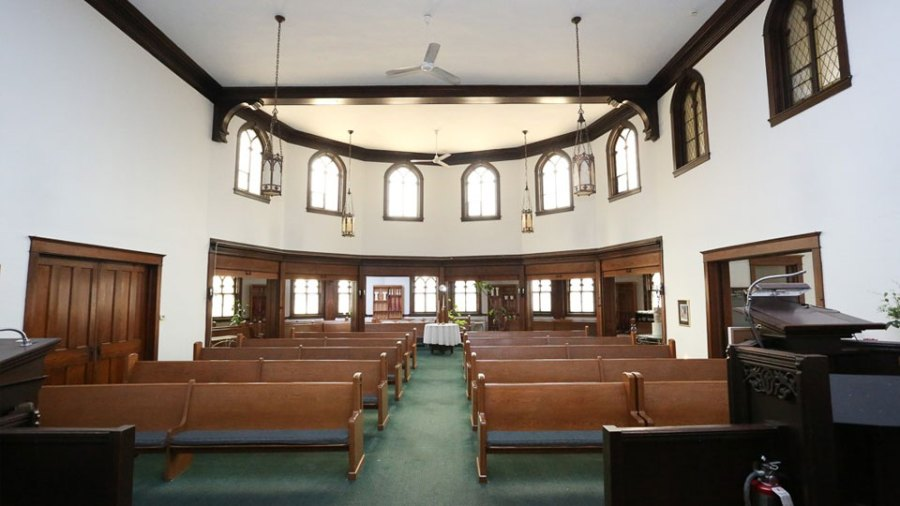 Former Richard Brown Memorial United Methodist Church to be Auctioned 1
