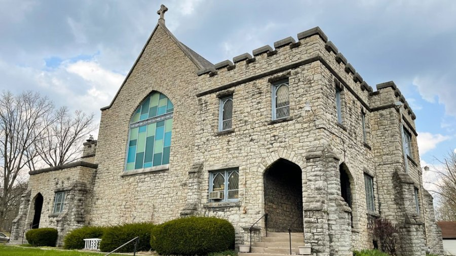 Former Richard Brown Memorial United Methodist Church to be Auctioned 2