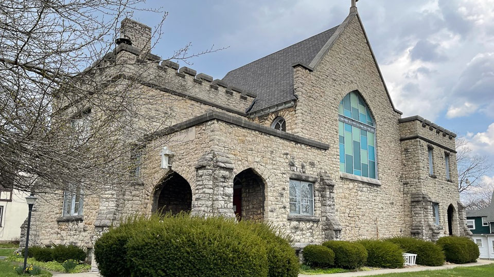 Former Richard Brown Memorial United Methodist Church to be Auctioned 3