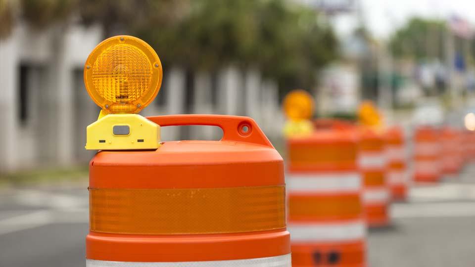 Road Work, Construction