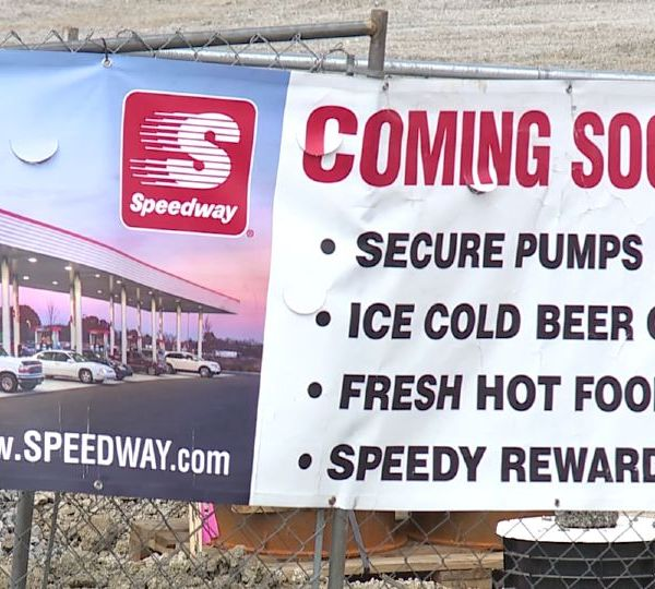 The stretch of road we're talking about is 5.4 miles between South Avenue and Raccoon Road in Mahoning County. There are currently nine gas station/convenience stores, with two more on the way.