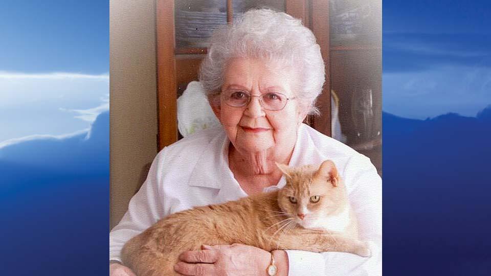 Shirley Grace Melvin, Vernon, Ohio-obit