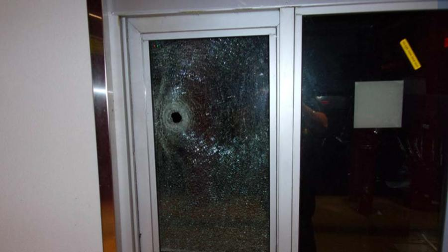 Shots fired at Rally's, Niles, Ohio