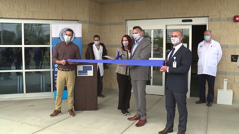 The Valley's newest stand-alone medical facility is open now for patients in Austintown.