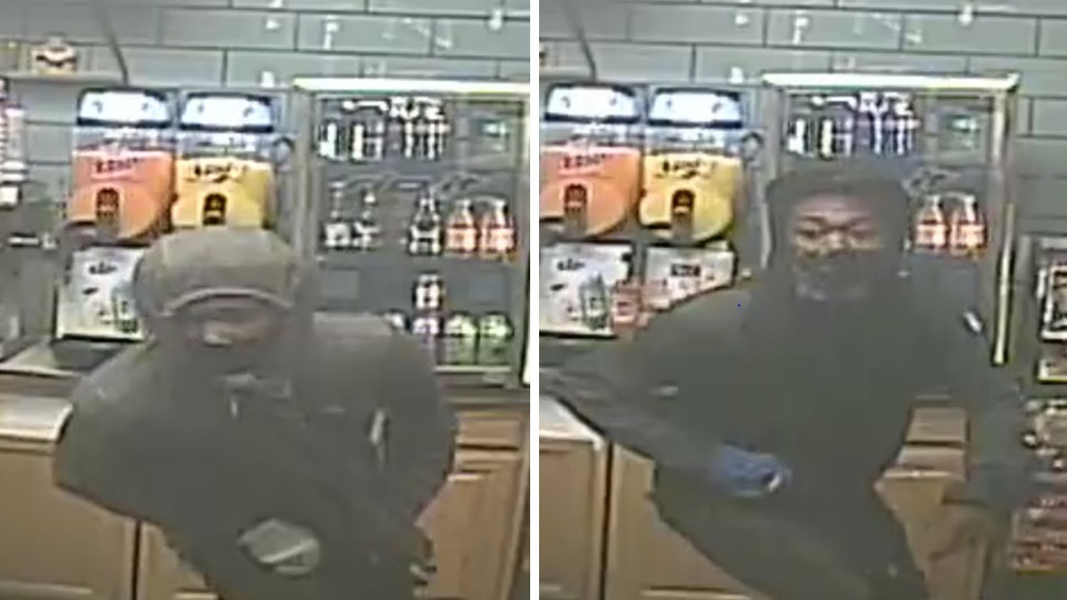 Suspects in a robbery at Pit Stop in Warren