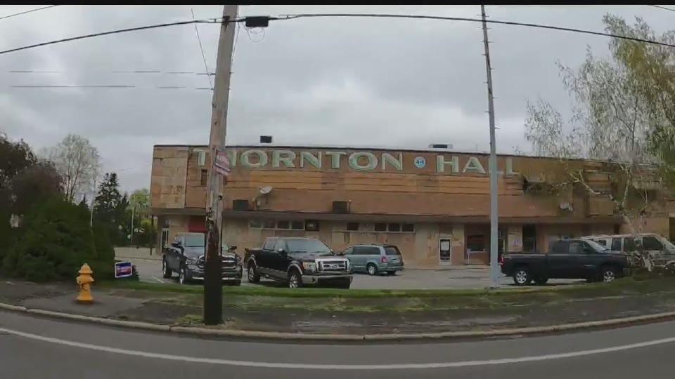 Thornton Hall Bowling Lanes in Sharon