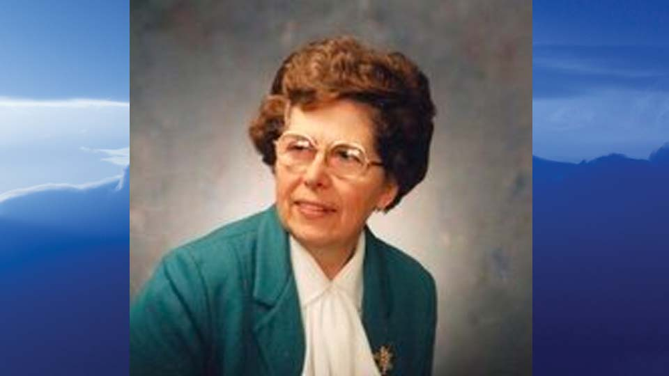 Virginia Newell Snyder, Hermitage, Pennsylvania - obit