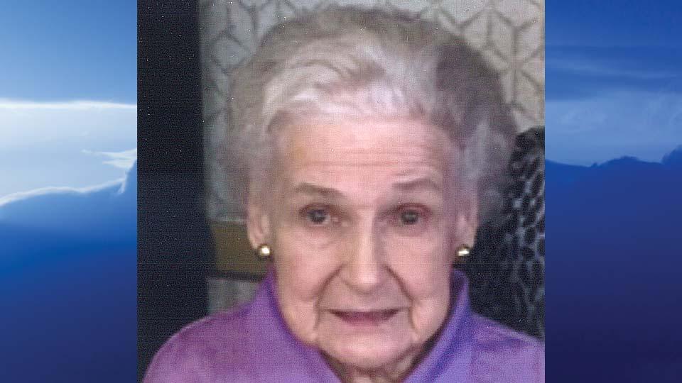 Wanda Louise Barth, Girard, Ohio-obit
