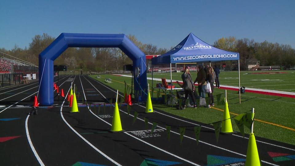 Runners laced up Sunday morning for Run Y-Town at Canfield High School.